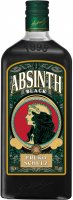 Fruko Shulz Absinth Magic Black 0,7l 70%